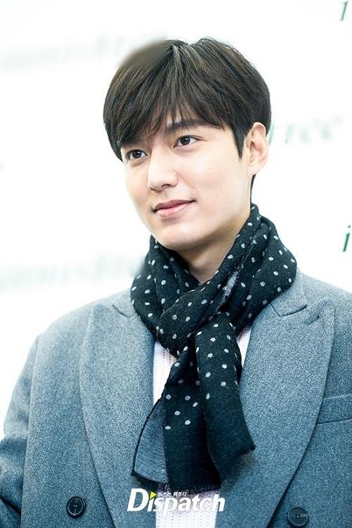 """Sau """"Huyền thoại biển xanh"""", Lee Min Ho tái xuất với vẻ ngoài điển trai, nổi bật - Ảnh 3"""
