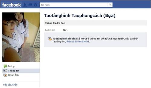 """""""Cười té ghế"""" với bộ sưu tập những cái tên Facebook độc nhất vô nhị  - Ảnh 12"""