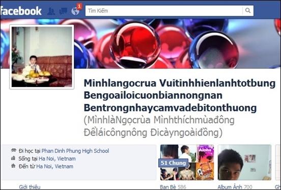 """""""Cười té ghế"""" với bộ sưu tập những cái tên Facebook độc nhất vô nhị  - Ảnh 13"""