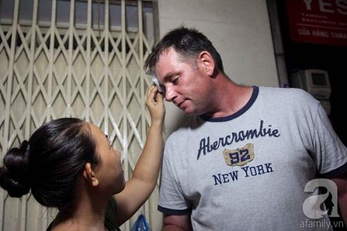 Chuyện tình cổ tích của chàng Tây trúng tiếng sét ái tình với cô gái Việt - Ảnh 9