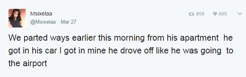 """""""Trớ trêu"""" nữ tài xế Uber lái xe chở tình nhân của bạn trai tới nhà... bạn trai - Ảnh 5"""