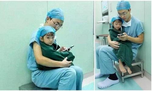 Câu chuyện cảm động về vị bác sỹ và cô bé 2 tuổi mắc bệnh tim - Ảnh 1