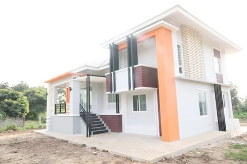 Ngôi nhà cấp 4 kiểu Thái mà ngỡ như khách sạn 3 sao khiến nhiều người ao ước - Ảnh 1