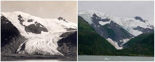 Loạt ảnh minh chứng Trái Đất đang có những biến đổi đến khó tin trong vòng 100 năm - Ảnh 13