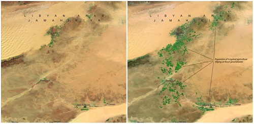 Loạt ảnh minh chứng Trái Đất đang có những biến đổi đến khó tin trong vòng 100 năm - Ảnh 9