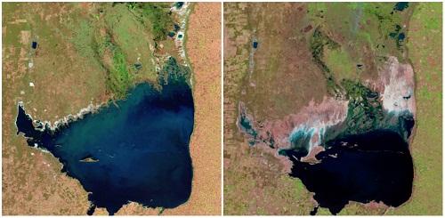 Loạt ảnh minh chứng Trái Đất đang có những biến đổi đến khó tin trong vòng 100 năm - Ảnh 3