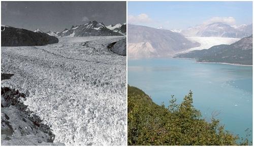 Loạt ảnh minh chứng Trái Đất đang có những biến đổi đến khó tin trong vòng 100 năm - Ảnh 2
