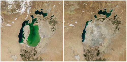 Loạt ảnh minh chứng Trái Đất đang có những biến đổi đến khó tin trong vòng 100 năm - Ảnh 6