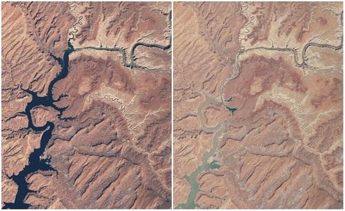 Loạt ảnh minh chứng Trái Đất đang có những biến đổi đến khó tin trong vòng 100 năm - Ảnh 8