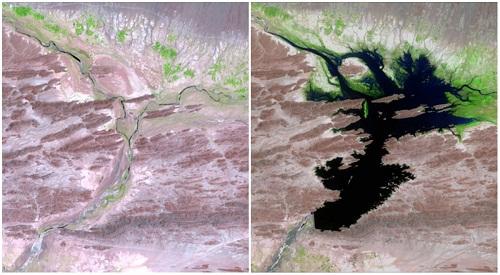 Loạt ảnh minh chứng Trái Đất đang có những biến đổi đến khó tin trong vòng 100 năm - Ảnh 10