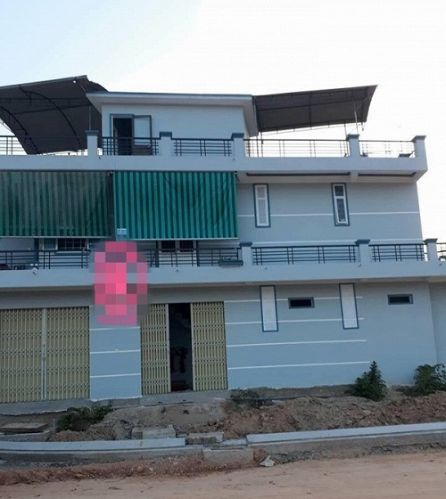 """Độc đáo ngôi nhà có thiết kế """"đánh lừa thị giác"""" khiến người xem cười """"sấp mặt"""" - Ảnh 2"""