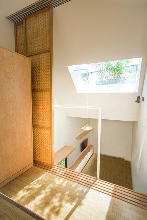 Ngắm ngôi nhà 16m2 đầy đủ tiện nghi nằm trong con hẻm nhỏ tại Sài Gòn - Ảnh 4