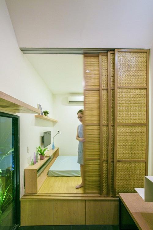 Ngắm ngôi nhà 16m2 đầy đủ tiện nghi nằm trong con hẻm nhỏ tại Sài Gòn - Ảnh 3