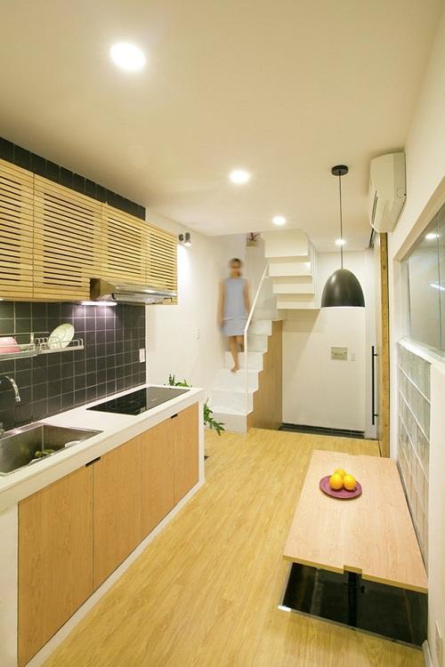 Ngắm ngôi nhà 16m2 đầy đủ tiện nghi nằm trong con hẻm nhỏ tại Sài Gòn - Ảnh 1