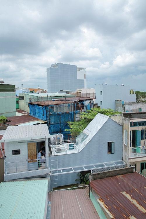 Ngắm ngôi nhà 16m2 đầy đủ tiện nghi nằm trong con hẻm nhỏ tại Sài Gòn - Ảnh 8