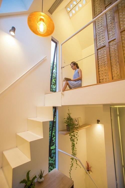 Ngắm ngôi nhà 16m2 đầy đủ tiện nghi nằm trong con hẻm nhỏ tại Sài Gòn - Ảnh 6