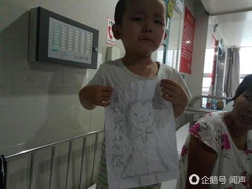 Bị bỏ rơi vì ung thư máu, bé 4 tuổi vẽ tranh mẹ cho đỡ nhớ: 'Nếu con khỏi bệnh, mẹ có về không?' - Ảnh 7