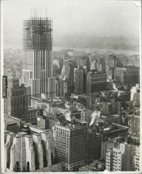 """Nhìn lại """"quá khứ vàng son"""" của các công trình kiến trúc nổi tiếng thế giới - Ảnh 1"""