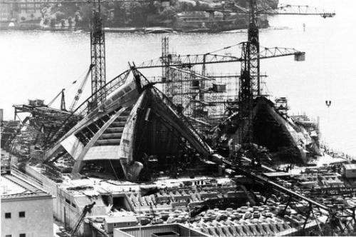 """Nhìn lại """"quá khứ vàng son"""" của các công trình kiến trúc nổi tiếng thế giới - Ảnh 11"""