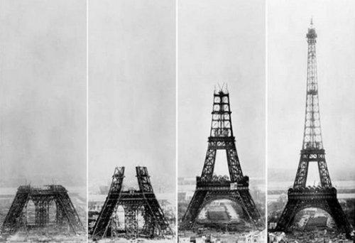 """Nhìn lại """"quá khứ vàng son"""" của các công trình kiến trúc nổi tiếng thế giới - Ảnh 4"""