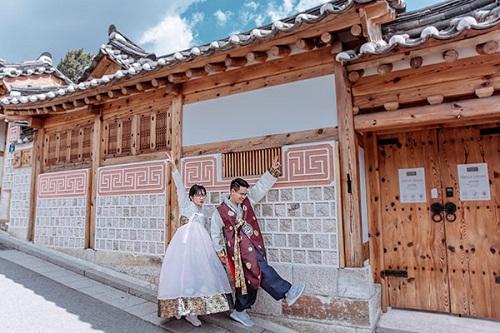 Chuyện tình 8 năm và đám cưới 10 tỷ của cô gái Hà Nội - Ảnh 3
