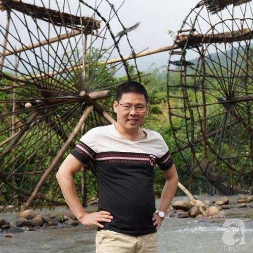 Giàn nho hàng trăm chùm trên sân thượng của ông bố 8x ở Lai Châu - Ảnh 1