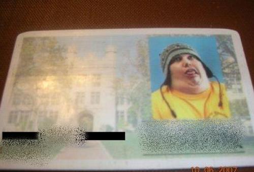 """Loạt ảnh thẻ """"bá đạo"""" mà chỉ cần xem thôi bạn đã không nhịn được cười - Ảnh 14"""