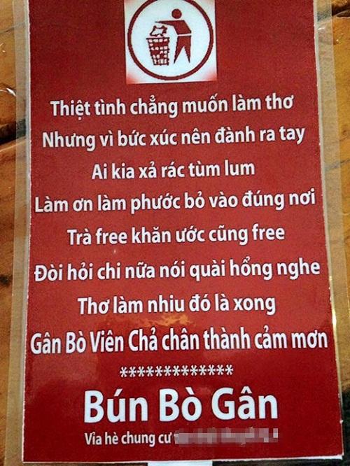"""""""Cười tan mỡ bụng"""" với loạt bảng hiệu """"kỳ cục"""" mà chỉ Việt Nam mới có - Ảnh 8"""
