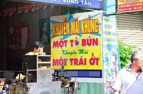 """""""Cười tan mỡ bụng"""" với loạt bảng hiệu """"kỳ cục"""" mà chỉ Việt Nam mới có - Ảnh 12"""