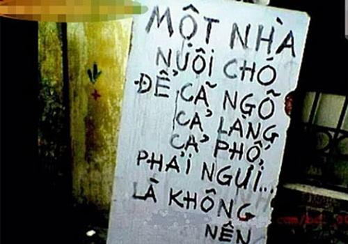 """""""Cười tan mỡ bụng"""" với loạt bảng hiệu """"kỳ cục"""" mà chỉ Việt Nam mới có - Ảnh 3"""