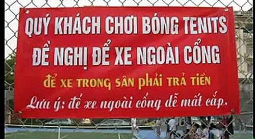 """""""Cười tan mỡ bụng"""" với loạt bảng hiệu """"kỳ cục"""" mà chỉ Việt Nam mới có - Ảnh 15"""