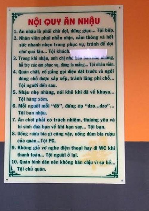 """""""Cười tan mỡ bụng"""" với loạt bảng hiệu """"kỳ cục"""" mà chỉ Việt Nam mới có - Ảnh 7"""