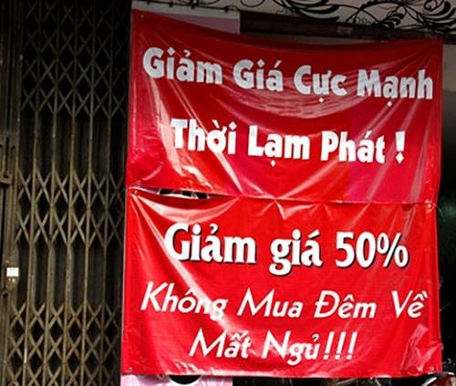 """""""Cười tan mỡ bụng"""" với loạt bảng hiệu """"kỳ cục"""" mà chỉ Việt Nam mới có - Ảnh 2"""