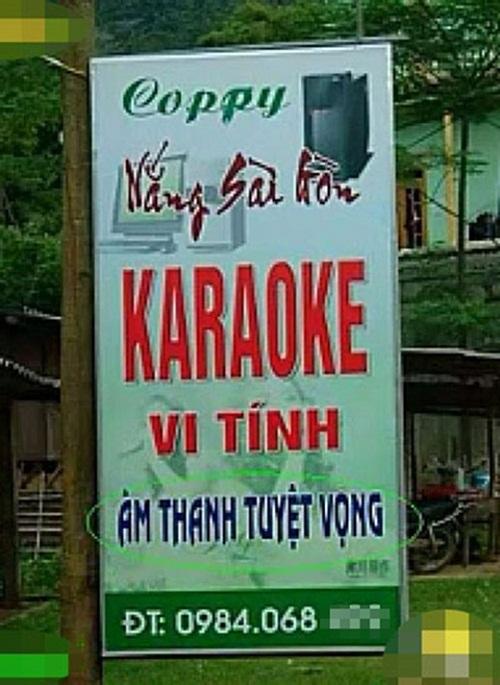 """""""Cười tan mỡ bụng"""" với loạt bảng hiệu """"kỳ cục"""" mà chỉ Việt Nam mới có - Ảnh 16"""
