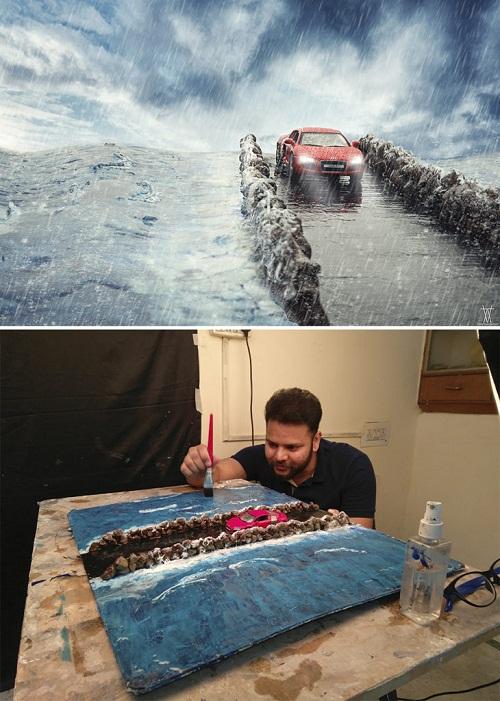 """Sự thật đằng sau những bức ảnh giông bão qua """"tiết lộ"""" của nhiếp ảnh gia - Ảnh 4"""