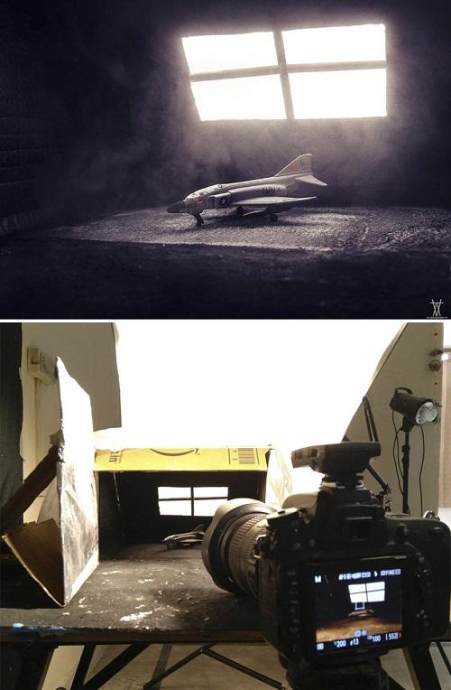 """Sự thật đằng sau những bức ảnh giông bão qua """"tiết lộ"""" của nhiếp ảnh gia - Ảnh 1"""