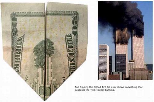 """Bí mật thú vị về những """"thông điệp thảm họa"""" trên các tờ đô-la Mỹ khiến bạn ngạc nhiên - Ảnh 1"""