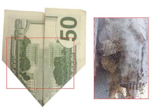 """Bí mật thú vị về những """"thông điệp thảm họa"""" trên các tờ đô-la Mỹ khiến bạn ngạc nhiên - Ảnh 4"""
