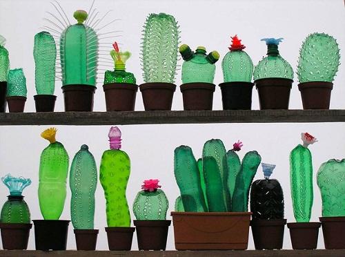 Bỏ túi các cách tái chế chai nhựa bỏ đi thành vật dụng hữu ích - Ảnh 3