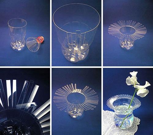 Bỏ túi các cách tái chế chai nhựa bỏ đi thành vật dụng hữu ích - Ảnh 4