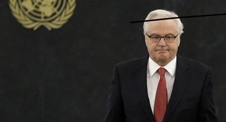 Việt Nam gửi điện thăm hỏi Nga về Đại sứ Churkin - Ảnh 1