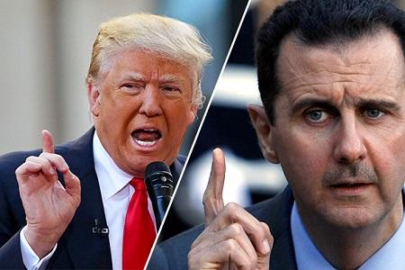 Tổng thống Syria hết lời ca ngợi Donald Trump - Ảnh 1