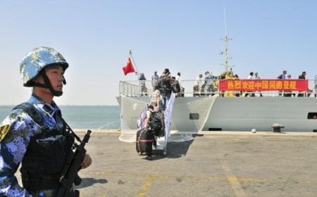 Trung Quốc chuẩn bị tăng 400% số lượng lính thủy quân lục chiến - Ảnh 1