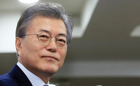 Ứng viên Tổng thống Hàn Quốc kêu gọi Park Geun-hye chấp nhận phán quyết - Ảnh 1