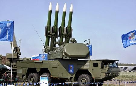 Nga nghiên cứu hệ thống tên lửa mới để dằn mặt phương Tây  - Ảnh 1