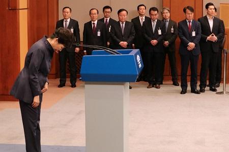 Chân dung vị thẩm phán sẽ quyết định số phận bà Park Geun-hye - Ảnh 2