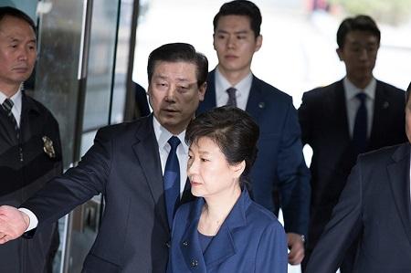 Park Geun-hye và những nỗ lực tuyệt vọng để tránh bị bắt - Ảnh 1