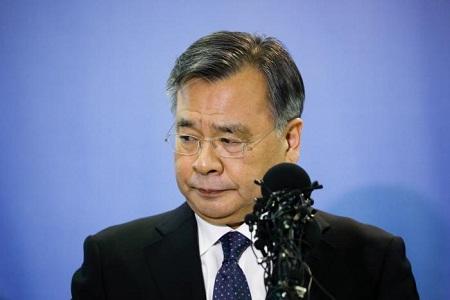 Công tố viên Hàn Quốc: Tổng thống Park Geun-hye nhận hối lộ từ Samsung  - Ảnh 1