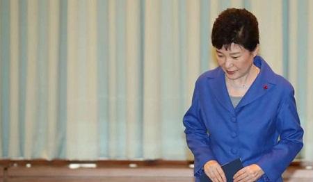 Quan hệ Trung Quốc, Hàn Quốc sẽ cải thiện nếu Tổng thống Park bị luận tội? - Ảnh 1