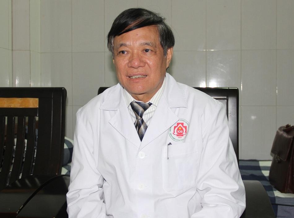 PGS.TS Nguyên Trung Chính cảnh báo về căn bệnh ung thư vú ở nam giới - Ảnh 1